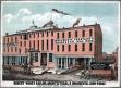 Project: Fountain. FMSP Fountain Manufacturer: Robert Woods Railing, Architectural & Ornamental Iron Works, Ridge Road below Spring Garden St. Philadelphia. Photo: A postcard