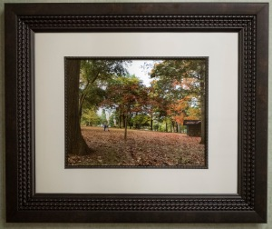 Framed Pigment Ink Photo Print